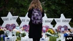 Građani odaju poštu ubijenima u sinagogi u Pitsburgu