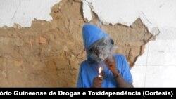 Jovens e drogas, Guiné-Bissau