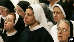A group of U.S. Catholic nuns (file photo)