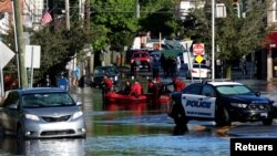 At least 9 reported dead in 'historic' flooding in New York, New Jersey