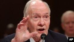 Ông Brent Scowcroft, cựu cố vấn về an ninh quốc gia của tổng thống Hoa Kỳ