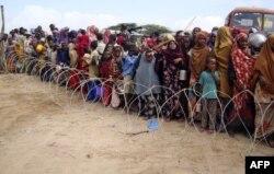 Küresel ısınmanın en büyük zararını çeken ülkeler BM'nin kıtlık ilan ettiği ve büyük mülteci krizinin yaşandığı doğu Afrika ülkeleri