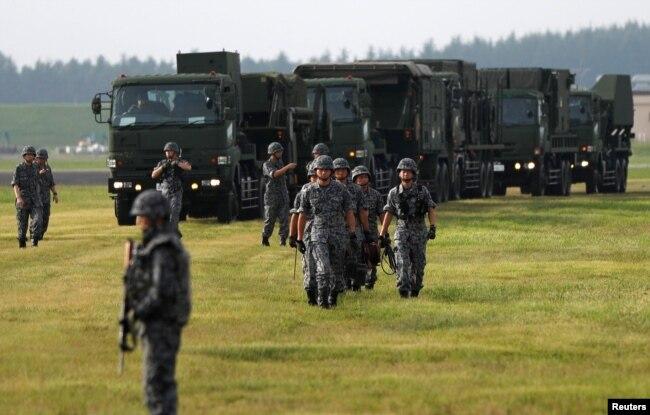 Manovra të Forcave japoneze të Vetëmbrojtjes