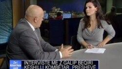 Intervistë me z. Galip Beqiri