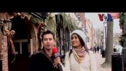 Raffi Ahmad di Washington DC - VOA untuk Dahsyat
