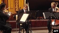 Dự án âm nhạc được tài trợ bởi một ngân khoản của Bộ Ngoại giao Hoa Kỳ.
