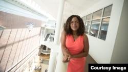Ebony McGee, PhD. is the Associate Professor of Diversity and STEM Education at Peabody College of Vanderbilt University.