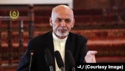 ولسمشر غني د یکشنبې په ورځ په کابل کې د افغانستان د ښاري پراختیا په دویم ملي کنفرانس کې خبرې کولې.