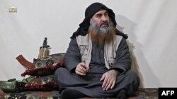 Абу Бакр аль-Багдади (архивное фото)