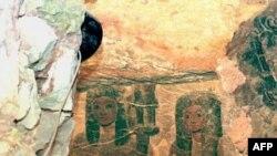 Des découvertes archéologiques en Egypte, à 35 kilomètres du Caire.