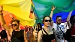 Povorka ponosa u Budimpešti
