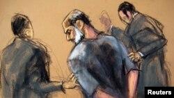 Abu G'aytni yaqinda AQSh Markaziy razvedka agentligi va Federal qidiruv byurosi qo'lga olgan.