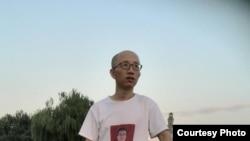 北京维权人士胡佳(资料照)