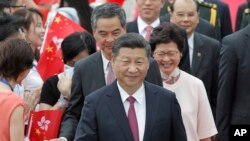 Shugaban kasar China Xi Jingping