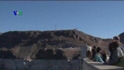 Perjalanan Wisata ke Hoover Dam - Liputan Feature VOA Maret 2012