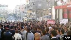 Protesti u Siriji