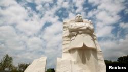 马丁•路德•金雕像