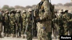 美國特遣部隊。