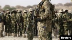 Американські військовослужбовці сил спеціального призначення