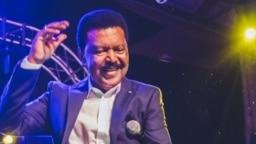Carlos Burity, cantor angolano