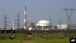 Un réacteur nucléaire iranien