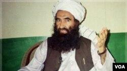 Jalaluddin Haqqani, salah seorang pemimpin jaringan Haqqani di Afghanistan (foto: dok).