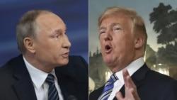 Trump နဲ႔ Putin ရန္သူ-မိတ္ေဆြမဟုတ္ ၿပိဳင္ဘက္