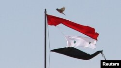 叙利亚国旗