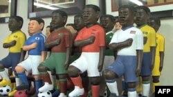 """""""Mbretëresha Afrikane"""" dhe popullariteti i futbollit në Afrikë"""
