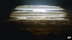 Bomba me hidrogjen në atolin Bikini