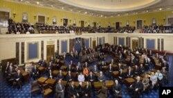 Сенатот усвои легислатива за финансиски реформи