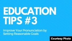 Education Tips #3