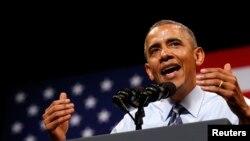 Barack Obama estime que les républicains de la Chambre des représentants feraient mieux de travailler avec lui pour renforcer l'économie