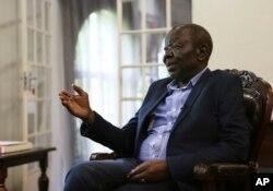 Morgan Tsvangirai uyobora ishyaka MDC ritavuga rumwe na leta