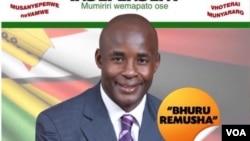 Hurungwe West Independent candidate, Temba Mliswa