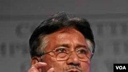 Mantan Presiden Pakistan Pervez Musharraf