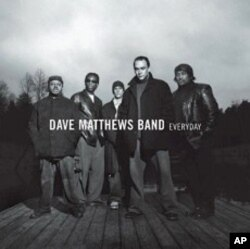 Dave Matthews Band's 'Everyday' CD