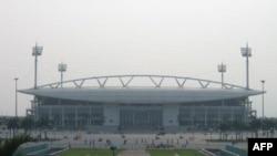 Sân vận động Mỹ Ðình, 40,192 chỗ ngồi, Hà Nội, Việt Nam