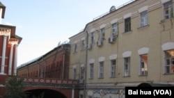 莫斯科的一家东正教神学院