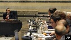 لبنان میں کشیدگی:شام کے صدرریاض پہنچ گئے