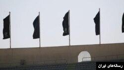 آماده سازی ورزشگاه آزادی برای عزاداری پیش از بازی فوتبال ایران و کره جنوبی در تاسوعا