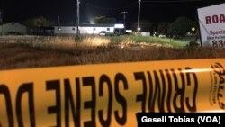 La comunidad rural de Sutherland Springs, Texas, fue estremecido por el mortal tiroteo en una iglesia bautista.