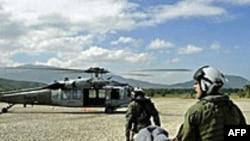 Američka vojska privremeno obustavila evakuaciju povređenih sa Haitija