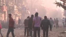 2012-02-05 粵語新聞: 埃及連續第四天發生暴力衝突