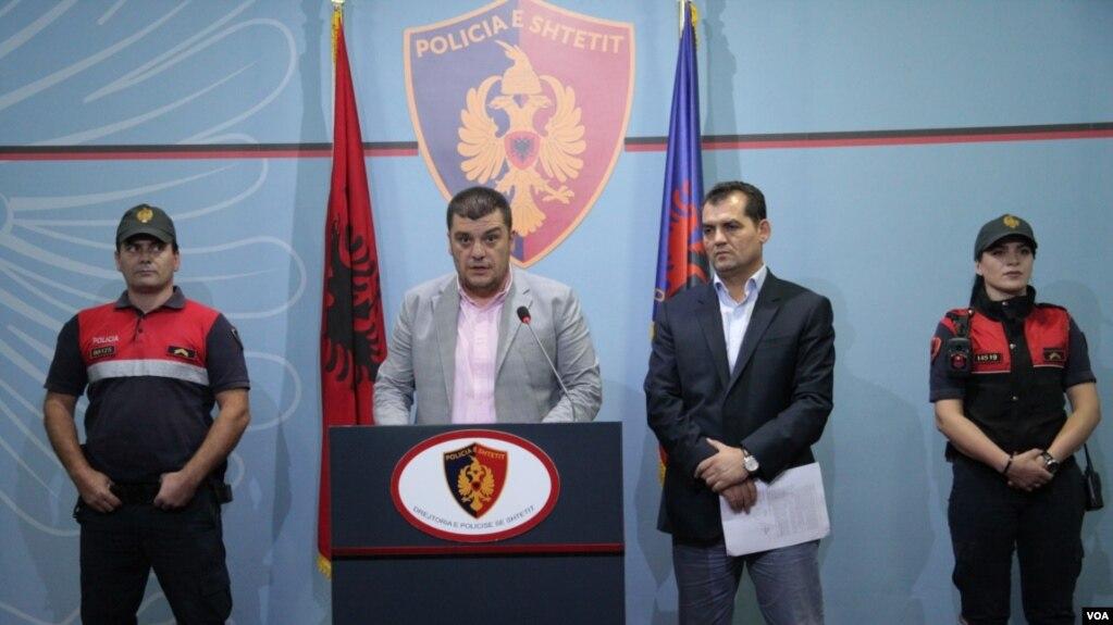Droga, arrestohen në Shqipëri dy amerikanë
