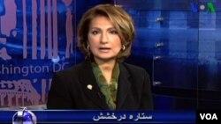 ستاره درخشش، رئیس بخش فارسی صدای آمریکا