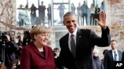 Eski ABD Başkanı Obama Berlin'i daha önce üç defa ziyaret etmişti