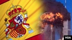 Cientos de españoles vivieron en carne propia los ataques. Otros los vieron por televisión.