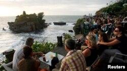 Sektor pariwisata akan menjadi salah satu andalan pertumbuhan ekonomi Indonesia (foto: ilustrasi).