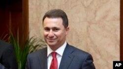 Премиерот на Република Македонија, Никола Груевски